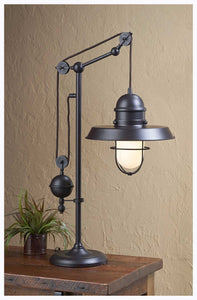 Farmhouse Table Lamp 109017