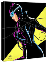 Load image into Gallery viewer, Catwoman - Gallery Wrapped Canvas - ArtOfEntertainment.com
