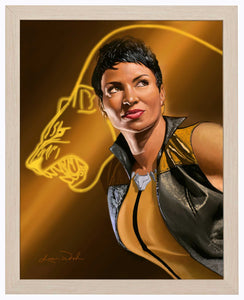 Vixen - Standard Art Prints - ArtOfEntertainment.com