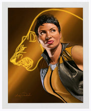 Load image into Gallery viewer, Vixen - Standard Art Prints - ArtOfEntertainment.com