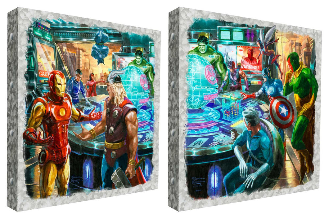 The Avengers - Set of 2 - 14