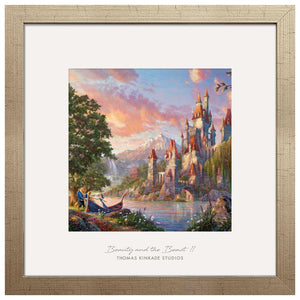 "Beauty and the Beast II - 17.5"" x 17.5"" Prominence 110144"