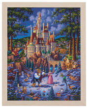 Load image into Gallery viewer, Beauty and the Beast Finding Love - Standard Art Prints
