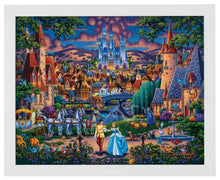 Load image into Gallery viewer, Cinderella's Enchanted Evening - Standard Art Prints