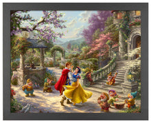 Load image into Gallery viewer, Snow White Dancing in the Sunlight - Standard Art Prints
