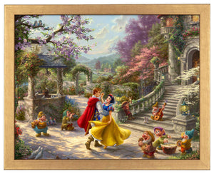 Snow White Dancing in the Sunlight - Standard Art Prints