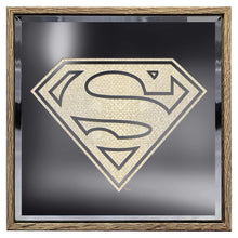 Load image into Gallery viewer, Superman Light Up Sign