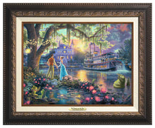 Load image into Gallery viewer, The Princess and the Frog - Canvas Classics - ArtOfEntertainment.com