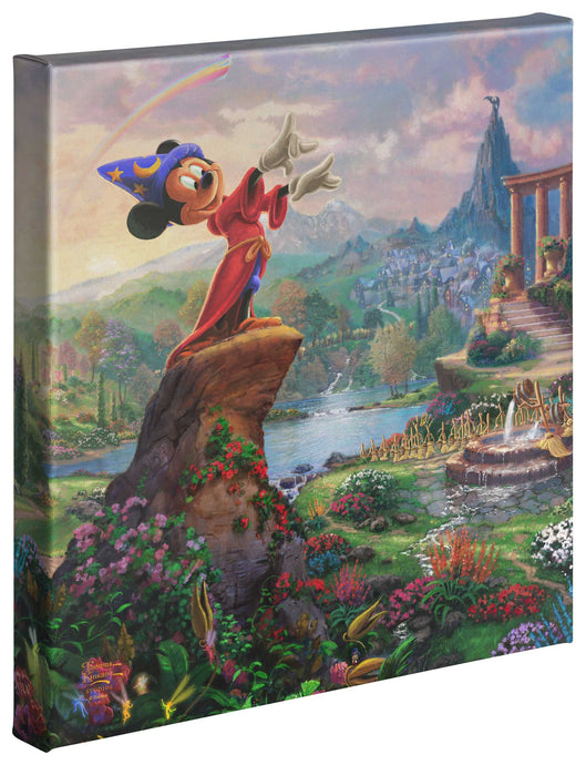 Fantasia - Gallery Wrapped Canvas
