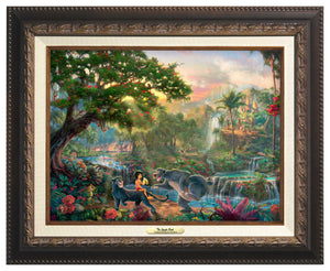 The Jungle Book - Canvas Classics - ArtOfEntertainment.com