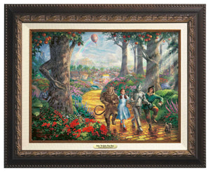 Follow The Yellow Brick Road - Canvas Classics