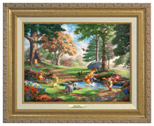 Load image into Gallery viewer, Winnie the Pooh I - Canvas Classics - ArtOfEntertainment.com