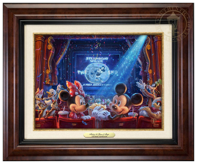 Mickey's 90 Years of Magic - Canvas Classics