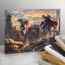 "Load image into Gallery viewer, Superman - Man of Steel - 11"" X 14"" Art Print (unframed) 91418"