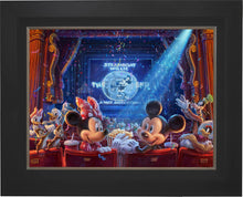 Load image into Gallery viewer, 90 Years of Mickey - Limited Edition Canvas (JE - Jewel Edition) - ArtOfEntertainment.com
