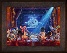 Load image into Gallery viewer, 90 Years of Mickey - Limited Edition Canvas (SN - Standard Numbered) - ArtOfEntertainment.com