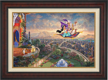Load image into Gallery viewer, Aladdin - Limited Edition Canvas (JE - Jewel Edition) - ArtOfEntertainment.com