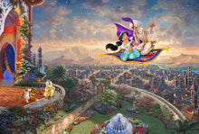 Load image into Gallery viewer, Aladdin - Limited Edition Canvas - JE - (Unframed)