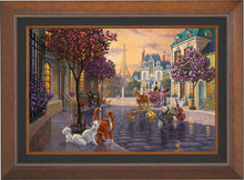 Load image into Gallery viewer, Aristocats - Limited Edition Canvas (SN - Standard Numbered) - ArtOfEntertainment.com