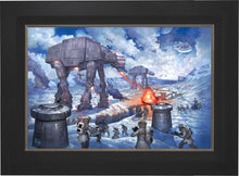 Load image into Gallery viewer, The Battle of Hoth - Limited Edition Canvas (SN - Standard Numbered) - ArtOfEntertainment.com