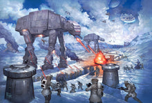 Load image into Gallery viewer, The Battle of Hoth - Limited Edition Canvas - SN - (Unframed)