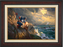 Load image into Gallery viewer, Captain America - Sentinel of Liberty - Limited Edition Canvas (SN - Standard Numbered) - ArtOfEntertainment.com