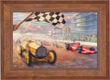 Load image into Gallery viewer, A Century of Racing! - Limited Edition Canvas (SN - Standard Numbered) - ArtOfEntertainment.com