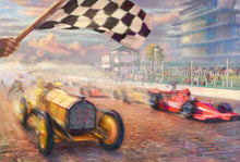 Load image into Gallery viewer, Century of Racing!, A - Limited Edition Canvas - SN - (Unframed)