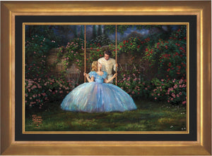 Dreams Come True - Limited Edition Canvas (JE - Jewel Edition) - ArtOfEntertainment.com