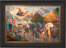 Load image into Gallery viewer, Disney Dumbo - Limited Edition Canvas (SN - Standard Numbered) - ArtOfEntertainment.com