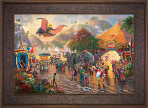 Disney Dumbo - Limited Edition Canvas (SN - Standard Numbered) - ArtOfEntertainment.com