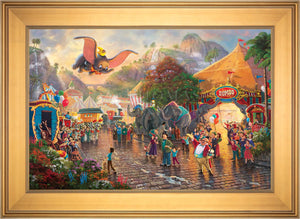 Disney Dumbo - Limited Edition Canvas (JE - Jewel Edition) - ArtOfEntertainment.com