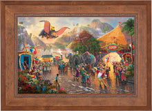 Load image into Gallery viewer, Disney Dumbo - Limited Edition Canvas (JE - Jewel Edition) - ArtOfEntertainment.com
