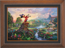 Load image into Gallery viewer, Fantasia - Limited Edition Canvas (JE - Jewel Edition) - ArtOfEntertainment.com