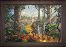 Load image into Gallery viewer, Follow The YELLOW BRICK ROAD - Limited Edition Canvas (SN - Standard Numbered) - ArtOfEntertainment.com