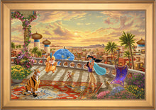 Load image into Gallery viewer, Jasmine Dancing in the Desert Sun - Limited Edition Canvas (SN - Standard Numbered) - ArtOfEntertainment.com