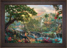 Load image into Gallery viewer, The Jungle Book - Limited Edition Canvas (JE - Jewel Edition) - ArtOfEntertainment.com
