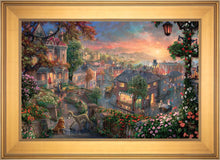 Load image into Gallery viewer, Lady and the Tramp - Limited Edition Canvas (SN - Standard Numbered) - ArtOfEntertainment.com