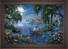 Load image into Gallery viewer, The Little Mermaid II - Limited Edition Canvas (JE - Jewel Edition) - ArtOfEntertainment.com