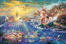 Load image into Gallery viewer, Little Mermaid, The - Limited Edition Canvas - JE - (Unframed)