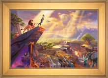 Load image into Gallery viewer, The Lion King - Limited Edition Canvas (SN - Standard Numbered) - ArtOfEntertainment.com