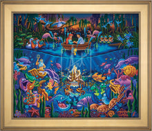 Load image into Gallery viewer, Little Mermaid - Part of Your World - Limited Edition Canvas (SN - Standard Numbered) - ArtOfEntertainment.com