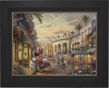 Load image into Gallery viewer, Minnie Rocks the Dots on Rodeo Drive - Limited Edition Canvas (JE - Jewel Edition) - ArtOfEntertainment.com
