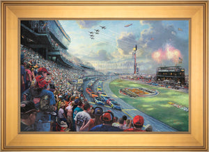 NASCAR Thunder - Limited Edition Canvas (SN - Standard Numbered) - ArtOfEntertainment.com