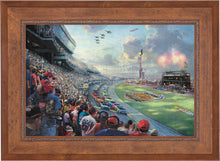 Load image into Gallery viewer, NASCAR Thunder - Limited Edition Canvas (SN - Standard Numbered) - ArtOfEntertainment.com