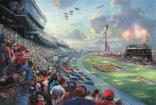 Load image into Gallery viewer, NASCAR Thunder - Limited Edition Canvas - SN - (Unframed)