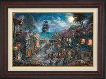 Load image into Gallery viewer, Pirates of the Caribbean - Limited Edition Canvas (JE - Jewel Edition) - ArtOfEntertainment.com