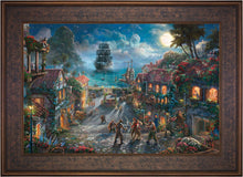 Load image into Gallery viewer, Pirates of the Caribbean - Limited Edition Canvas (SN - Standard Numbered) - ArtOfEntertainment.com