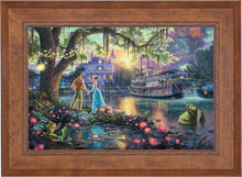 Load image into Gallery viewer, The Princess and the Frog - Limited Edition Canvas (SN - Standard Numbered) - ArtOfEntertainment.com