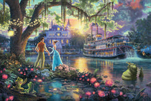 Load image into Gallery viewer, Princess and the Frog, The - Limited Edition Canvas - SN - (Unframed)